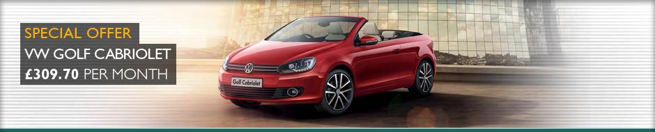 VW Golf Special offer
