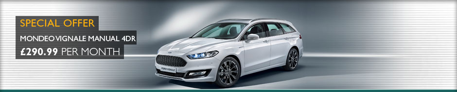 Mondeo Vignale Leasing Offer
