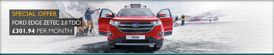 ford edge special offer