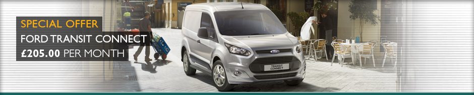 Ford Transit Special Offer