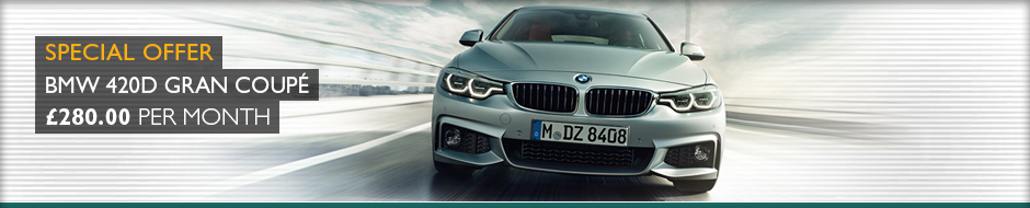 BMW 420d M Sport Gran Coupe 2.0d Auto Special Offer