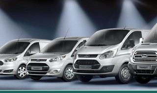 Ford Commercial Special offers
