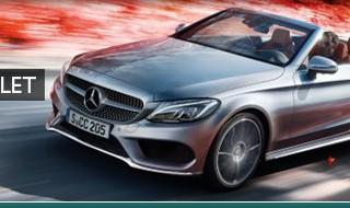 Mercedes-Benz C220d AMG Line Cabriolet Auto