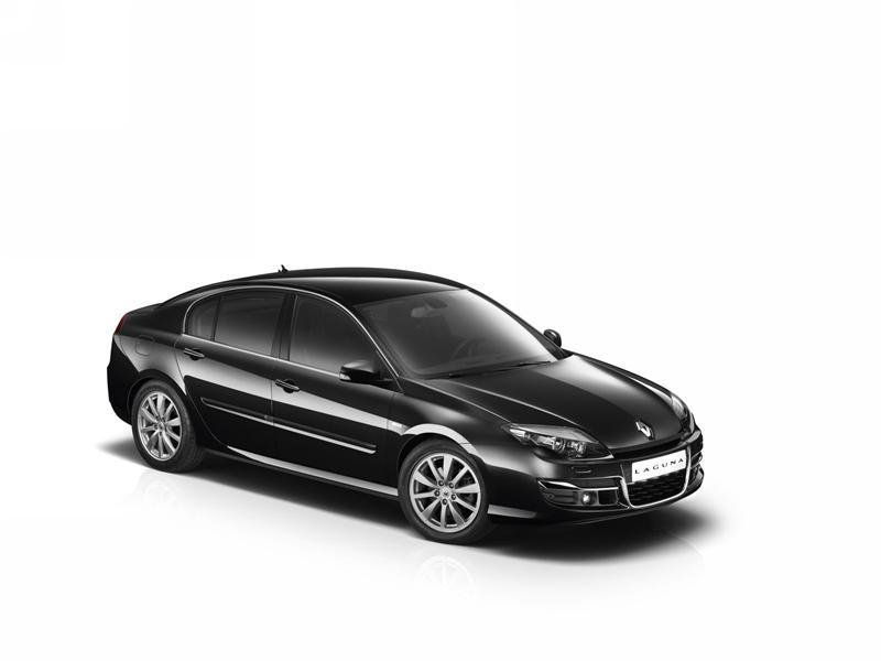 Fleet Company Car Road Tests 2011 Renault Laguna Review