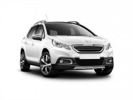 Peugeot 2008 1.6 E-HDI 115 Feline. A savvy choice for business lease car hire.
