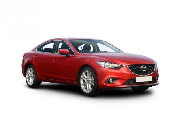 Mazda 6 Sport Nav 2.2D 150ps Contract Hire U0026 Leasing Review