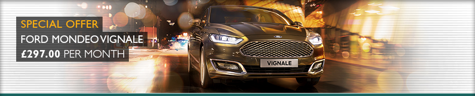 Ford Mondeo Vignale Special Offers