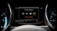 Ford Mustang Driving modes