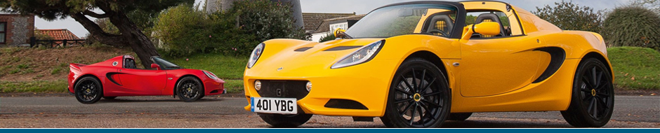 Lotus Elise Leasing Special offer