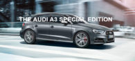 Audi A3 Header