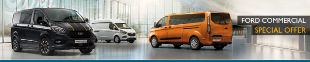 Ford Commercial Leasing Offers
