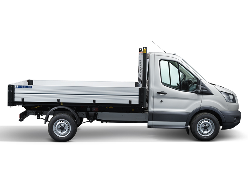 Ford Transit Tipper L2 H1 2.0TDCI 130PS RWD Leasing offer