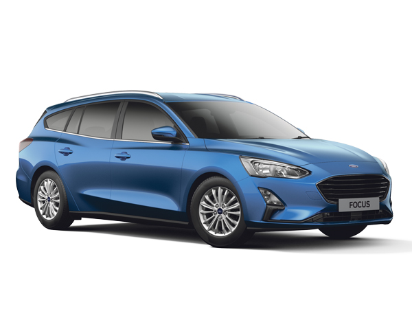 Ford Focus Hatchback 1.0 Ecoboost 125 Titanium 5dr Leasing offer