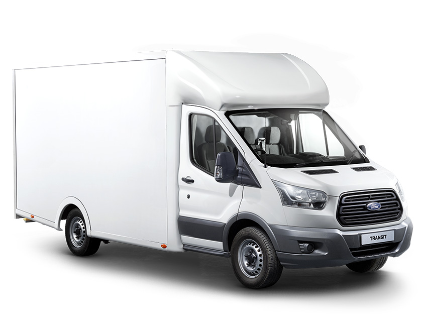 Ford Transit 350 L4 Diesel FWD 2.0 TDCi 130ps 'One Stop' Luton Van Leasing offer