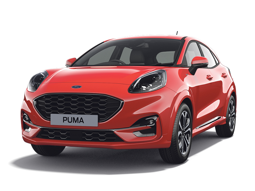 New Ford Puma ST-Line Leasing offer