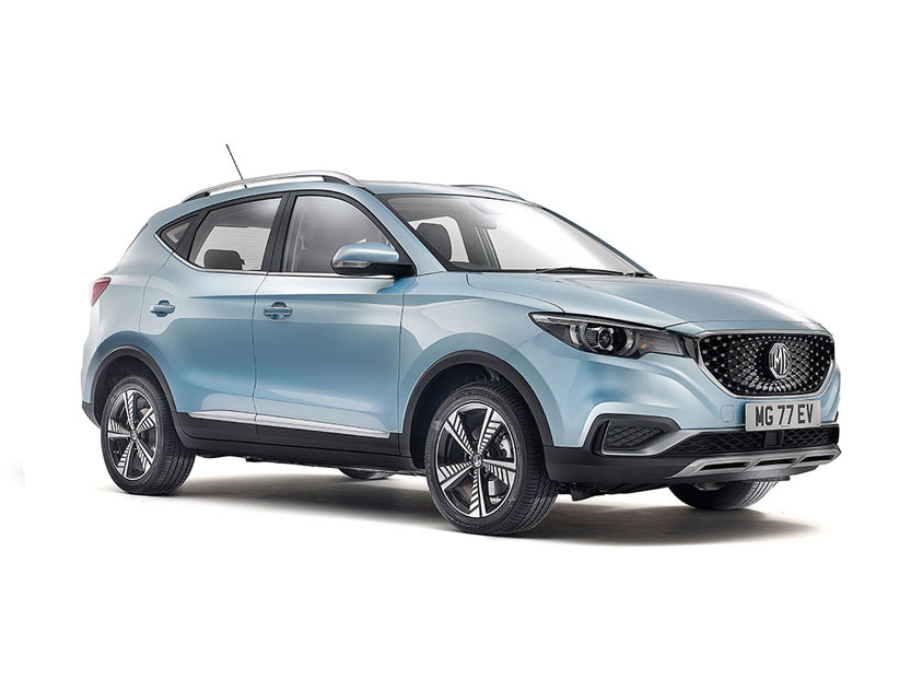 MG Exclusive EV Electric Hatchback 105kW EV 45kWh 5Dr Auto Auto Leasing offer