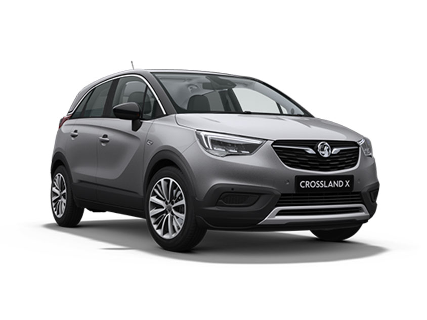 Vauxhall Crossland X Hatchback 1.2 [83] SRi Nav 5Dr [start Stop] Leasing offer
