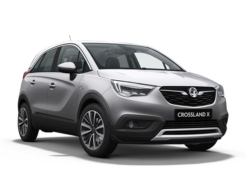Vauxhall Crossland X Hatchback 1.2 [83] Griffin 5Dr [start Stop] Leasing offer